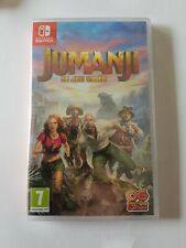 Jumanji Le Jeu Video, Nintendo Switch, Neuf sous Blister, VF