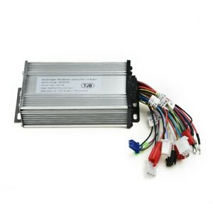 60V 1800W Lead-acid Battery Electric-Bicycle Dual-mode BLDCM Controller Parts
