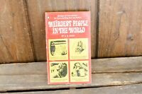 Weirdest People In The World by C. B. Colby 1965 Popular Library
