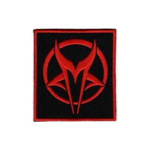 Mudvayne Patch Heavy Metal Music Band Logo