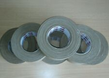 Genuine Scapa UK Forces Issue Tan Fabric/Cloth Sniper Tape 50 m x 50 ml