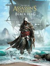 THE ART OF ASSASSIN'S CREED IV: BLACK FLAG Hard Cover Book (Titan Books) #NEW