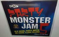 DMC PARTY MONSTERJAM VOLUME 5 BRAND NEW DJ REMIX SERVICE MIX CD