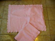 Pair Matisse Dots Pink Pillow Sham Cotton Portugal Standard Size Pink