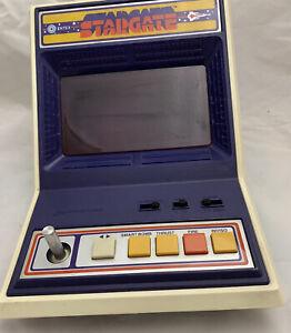 Vintage Entex Stargate Arcade Game Tabletop 1982