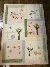 Pottery Barn Toddler Bed Quilt