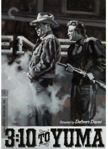 3:10 to Yuma [Criterion Collection] (2013, DVD NEUF) (RÉGION 1)