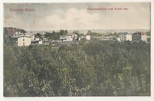 Kolo. AK Ostseebad Collado aringa villaggio Panorama vista dal bosco da 1908! (a1706