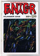 FANTAGOR #1, FN+, Richard Corben, Den, Heavy Metal, 1970, more in store