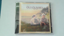 """ORIGINAL SOUNDTRACK """"OUT OF AFRICA"""" CD 12 TRACKS JOHN BARRY BANDA SONORA OST BSO"""