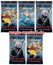 10x MTG CORE SET 2020 Magic Booster englisch OVP