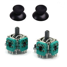 2 Pcs 3D Controller Joystick Axis Analog Sensor Module & Thumbstick for Xbox One