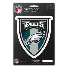 Philadelphia Eagles Crest Logo Die Cut Decal NEW 4X5 Inches Window or Car! Free