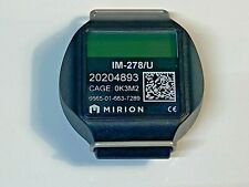Mirion Mbd 2 Im 278u Tacticaloccupational Personal Dosimeter Radiation Test