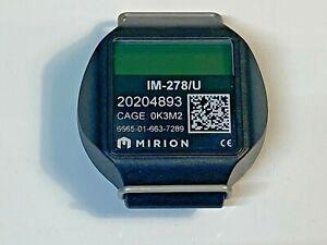 MIRION MBD-2 (IM-278/U) Tactical/Occupational Personal Dosimeter Radiation Test