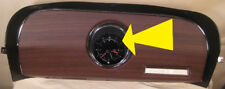 NEW! 1969 - 1970 Mustang Mach 1 Deluxe Battery Powered Dash Clock