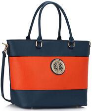 Ladies Designer Handbags Women's Bags Quality Faux Leather Tote Fashion Grab Bag