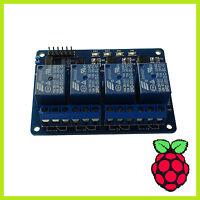 BEx 4 Kanal Relay Modul Relais 5V Optokoppler 4-Channel Arduino Raspberry Pi