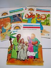 Bible Discovery Storybooks, Lot of 3