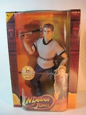12'' INDIANA JONES MUTT WILLIAMS ACTION FIGURE   2008 HASBRO
