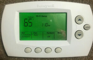 Honeywell RTH6580WF1001 Wi-Fi 7-Day Programmable Thermostat