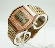 ✅ Casio b640wc-5aef unisex reloj pulsera reloj digital Rose ✅