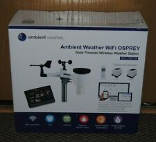 Ambient Weather WS-2902B Smart Weather Station with WiFi Remote Monitoring