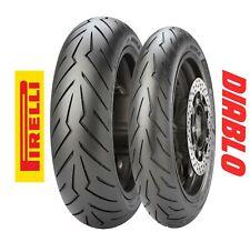 120/80/14 150/70/13 HONDA/SILVER/WING/600/400 Coppia gomme pneumatici Pirelli TL