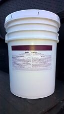 5 GAL COIL CLEANER CONCENTRATE ALUMINUM BRIGHTENER FOR COILS ON AC UNITS HVAC
