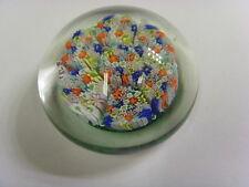1848 dated ultra micro millifiore art glass mini paperweight later replica 49047