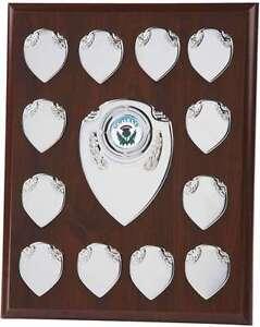 Golf / Multi Sport Presentation Shields for all Sports Free Engraving