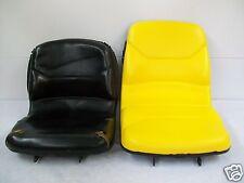 YELLOW SEAT JOHN DEERE COMPACT TRACTOR 670,770,790,870,970,990,1070,3005 JD #FN