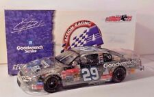 Kevin Harvick 2002 Action 1/24 #29 GM Goodwrench Service E.T. Clear Car NASCAR
