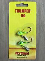 Impulse® Jig/'n Tail Slug Bug Details about  /Northland Fishing Tackle Bloodworm Red