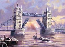Malen nach Zahlen - Tower Bridge