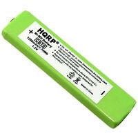 HQRP Batería para SONY NC-5WM, NC-6WM, NC-9WM reemplazo reproductor de MP3