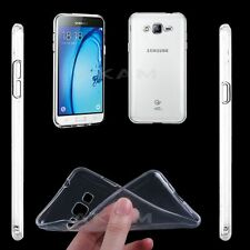 Ultra Thin TPU Clear Gel Silicon Soft Case Cover Samsung Galaxy J3 2016 J320FN