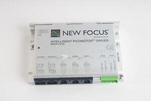 New Focus 8753 Intelligent Motion Picomotor Conducteur Module