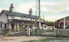 Ainsdale Railway Station Photo. Birkdale - Freshfield. Southport to Formby. (9)