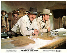 SONS OF KATIE ELDER ORIGINAL US LOBBY CARD  DEAN MARTIN MICHAEL ANDERSON AT BAR