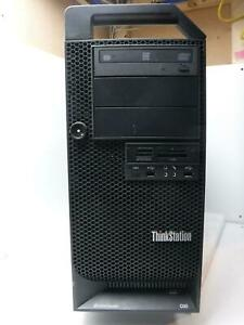 Lenovo Thinkstation D30, Xeon E5-2609 2.4GHz QC, 8GB DDR3, 5x HDD Trays *