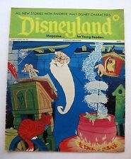 1972 Disneyland Comics Magazine No 35 Merlin the Wizard from Cinderella