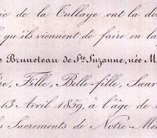 Marie Hortense De Meeus De Bruneteau De Sainte-Suzanne 1859