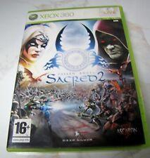 Jeu XBOX 360 SACRED2 Fallen Angel Complet en Français