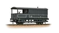 Bachmann 33-300H OO Gauge GWR 20T 'Toad' Brake Van GWR Grey