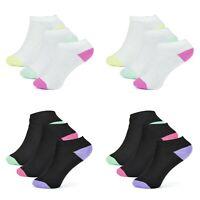 12 Paar Mädchen & Damen Sneaker Socken | Kinder Füßlinge Gr. 26 bis 39