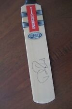 Ricky Ponting signed/autographed mini bat with COA
