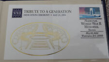 National WWII War Memorial Stamp - 1st Edition