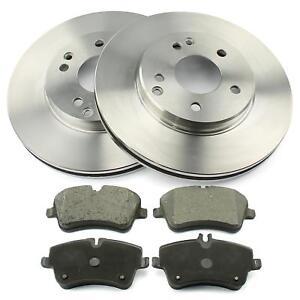 Bremsscheiben + Bremsbeläge vorne 288mm Mercedes-Benz W203 S203 CL203 C209 R171