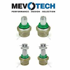 For Ford E-150 E-250 E-350 Pair Set of 2 Upper & Lower Ball Joints Mevotech